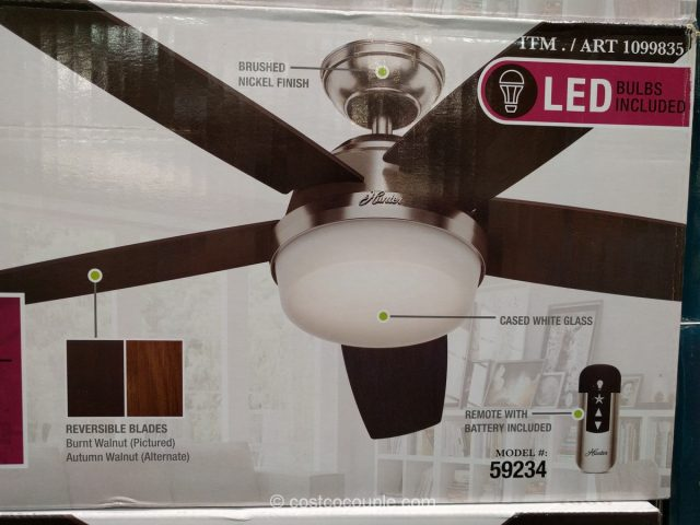 Hunter Avia Ceiling Fan Costco 2