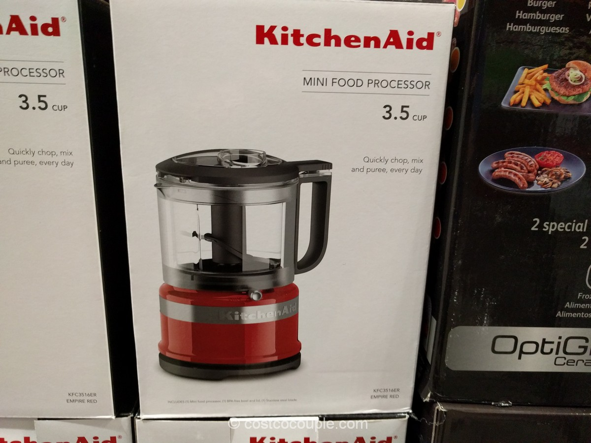 KitchenAid Mini Food Processor Costco 2