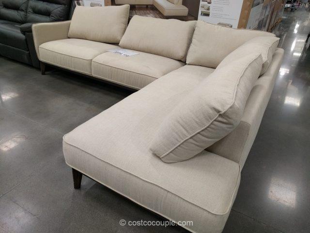 Kuka Fabric Sectional Costco 3