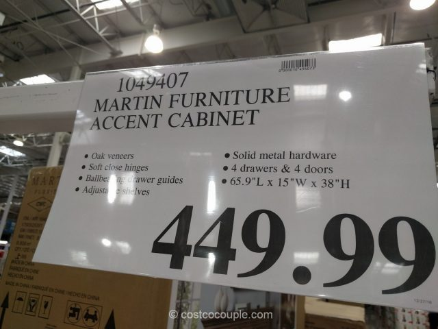 Martin Furniture Accent Cabinet Costco 1