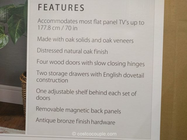 Martin Furniture Accent Cabinet Costco 6