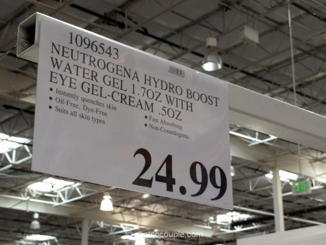 Neutrogena Hydro Boost Set Costco 1