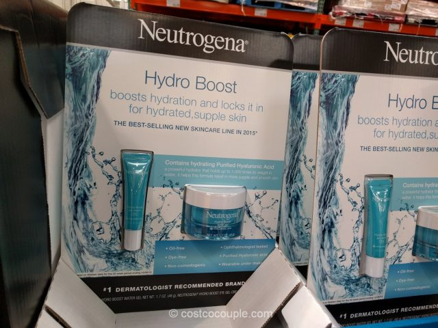 Neutrogena Hydro Boost Set Costco 2