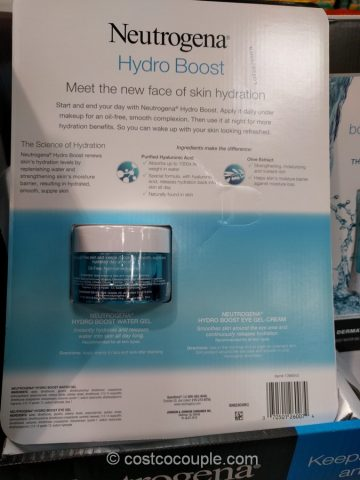 Neutrogena Hydro Boost Set Costco 4