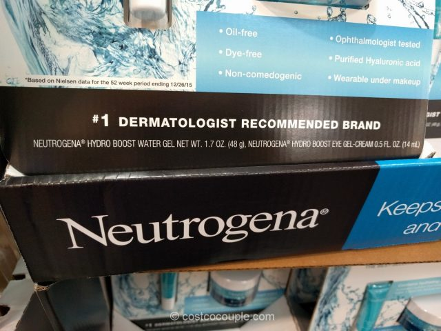 Neutrogena Hydro Boost Set Costco 6