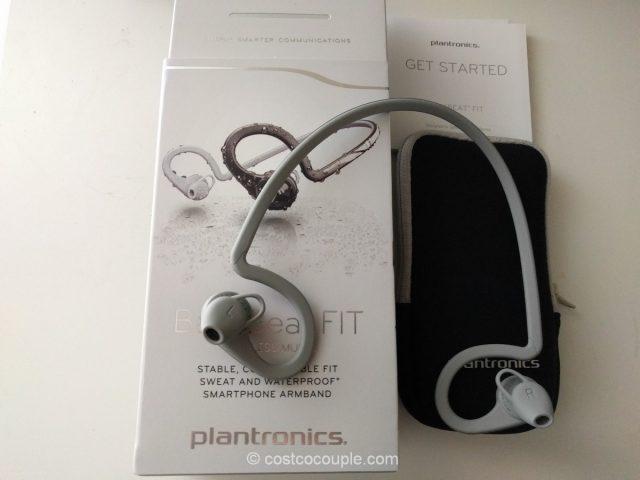 Plantronics BackBeat Fit Wireless Headphones Costco 5
