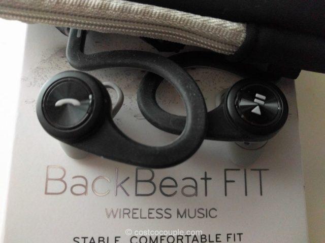Plantronics BackBeat Fit Wireless Headphones Costco 6