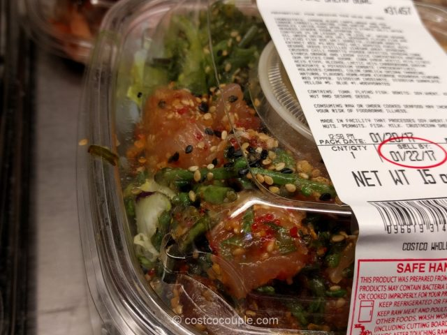 Poke Salad Bowl Costco 3