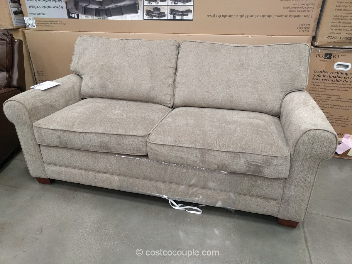 Sleeper Sofa Costco Costco Chenille Fabric Sofa With