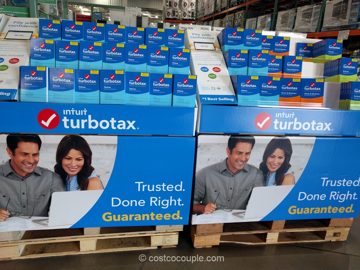 turbotax 2018 deluxe with state costco