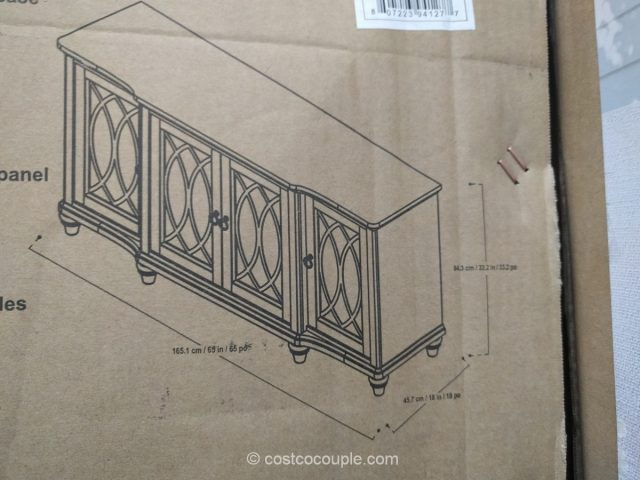 Universal Furniture Accent Console Costco 5