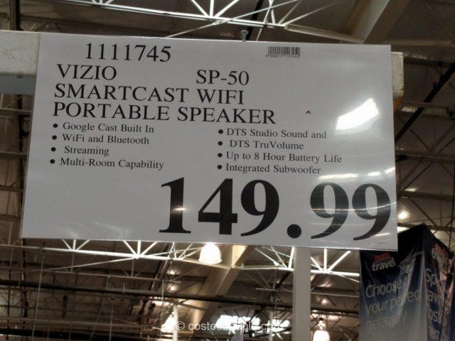 Vizio Crave 360 Smartcast Speaker Costco 1