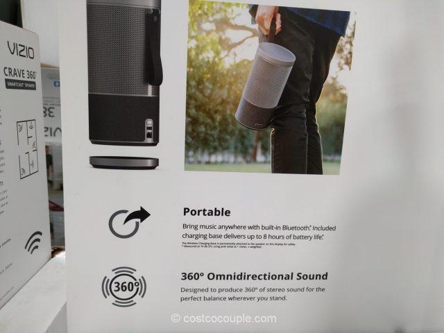 Vizio Crave 360 Smartcast Speaker Costco 10