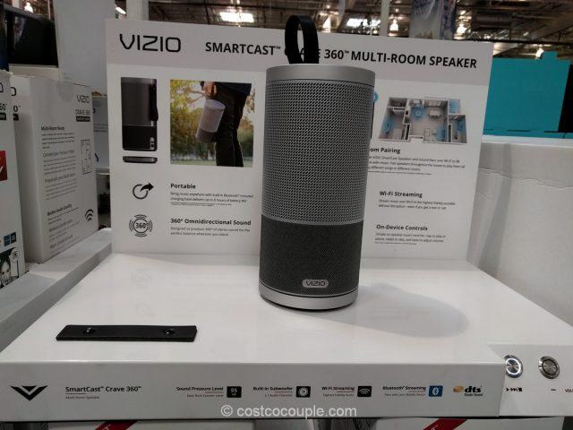 Vizio Crave 360 Smartcast Speaker Costco 2