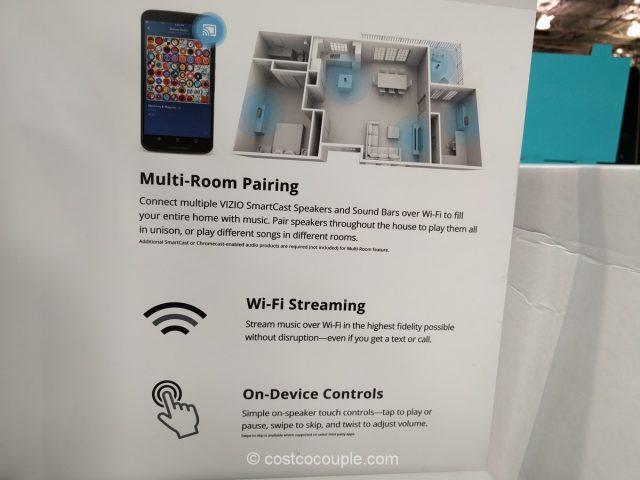 Vizio Crave 360 Smartcast Speaker Costco 9