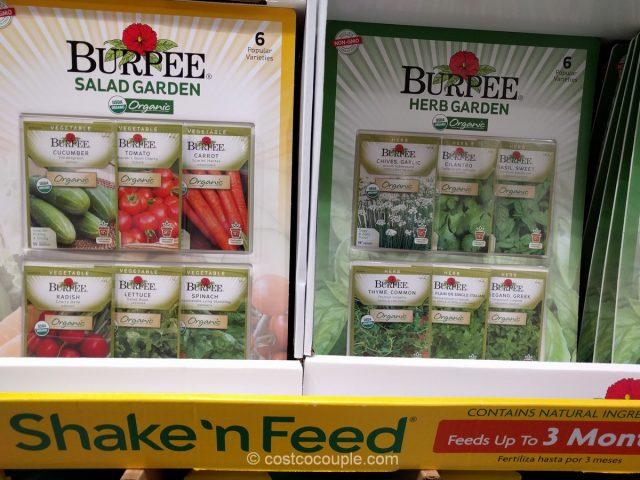 Burpee 6-Pack Organic Seeds Costco 2