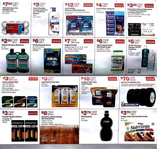 Costco Feb 2017 Coupon Book 6