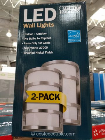 Feit Electric LED Wall Sconce Costco 2