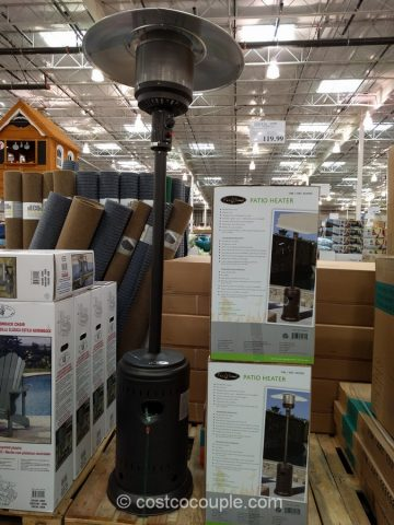Fire Sense Commercial Patio Heater