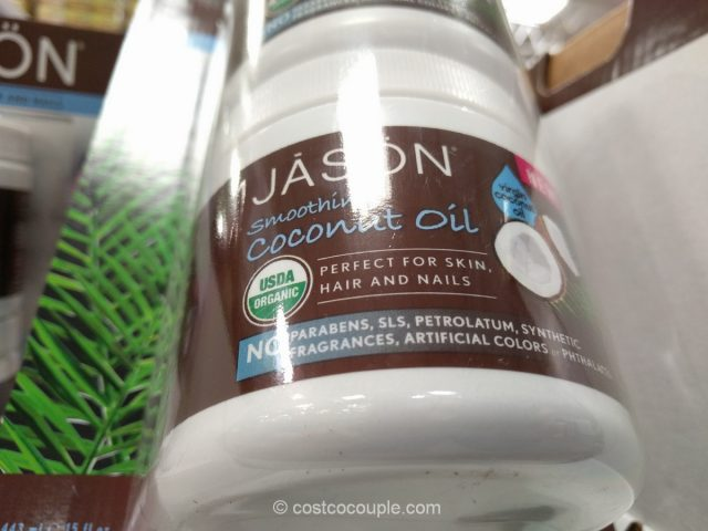 Jason Smoothing Organic Coconut Oil Costco 3