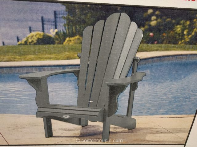 Leisure Line Classic Adidonrack Chair Costco 2