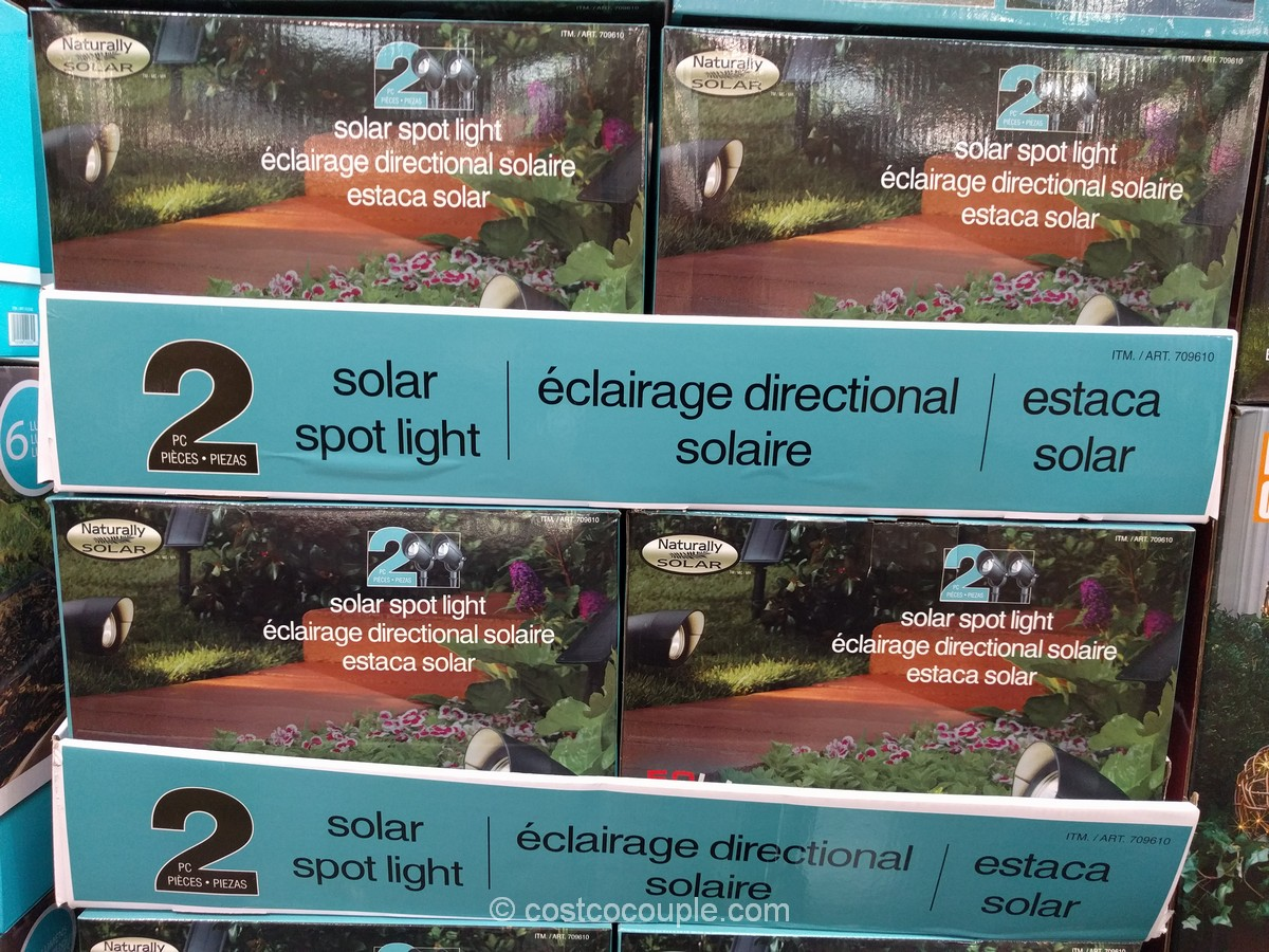 Solar Spot Light Costco 2