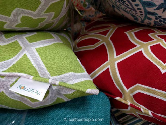 Solarium Indoor Outdoor Decorative Pillows Costco 3