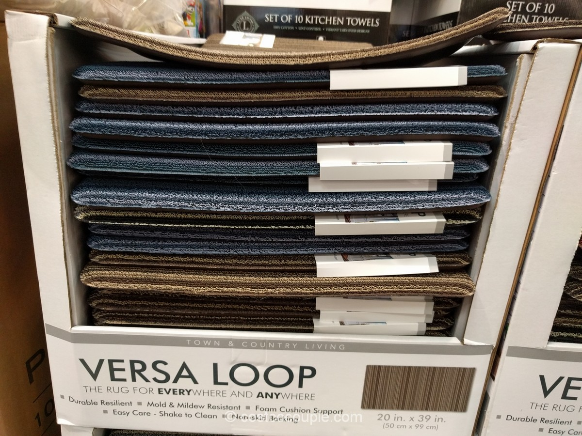 Town and Country Versa Loop Rug Costco 2