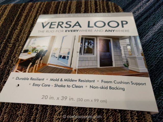 Town and Country Versa Loop Rug Costco 5