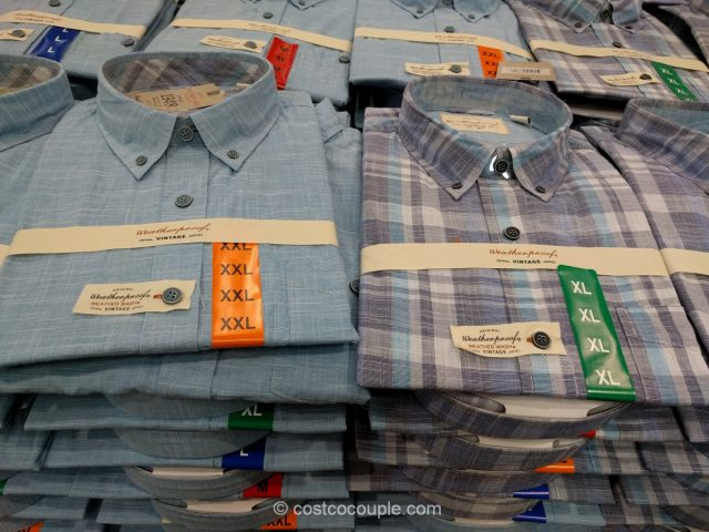 Weatherproof Vintage Mens Shirt Costco 3
