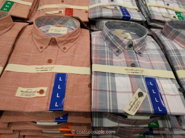 Weatherproof Vintage Mens Shirt Costco 5