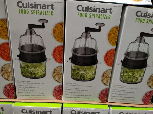 Cuisinart Food Spiralizer Costco
