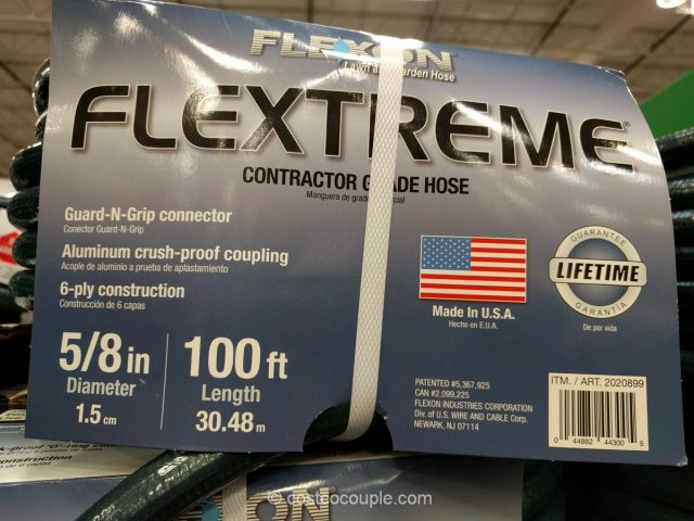 Flexon Contractor Grade Hose Costco