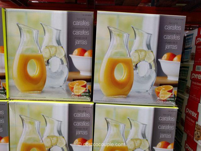 HSG Glass Carafe Costco