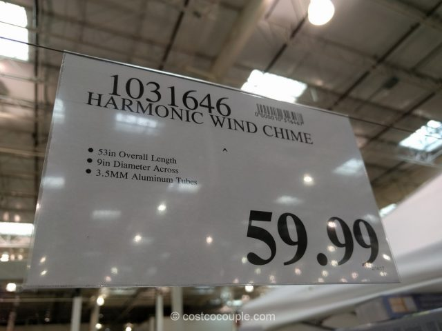 Harmonic Wind Chime Costco 1