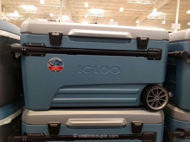 Igloo Maxcold 110 Qt Rolling Cooler Costco