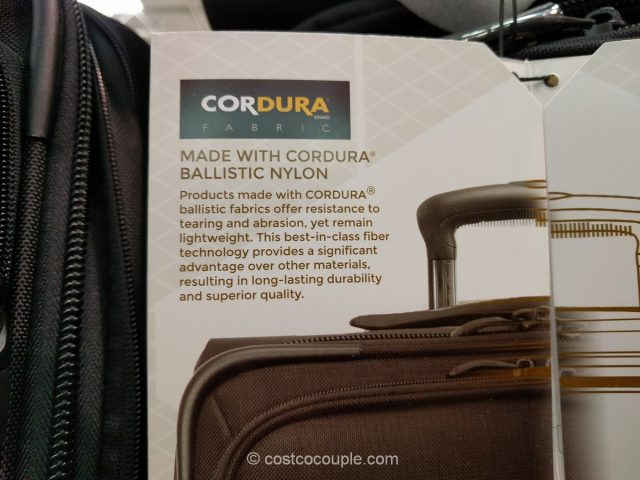 Kirkland Signature Softside Spinner Carry-On Costco 5