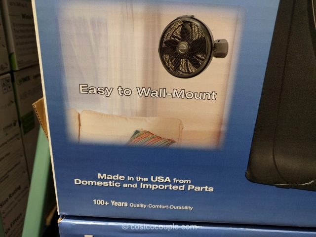 Lasko Cyclone Fan Costco