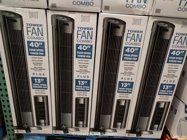 Sunter Tower Fan Combo Costco 2