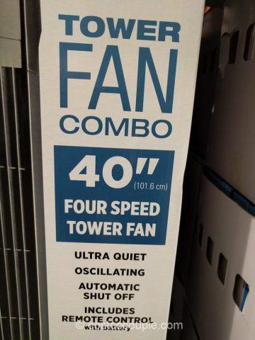 Sunter Tower Fan Combo Costco 3