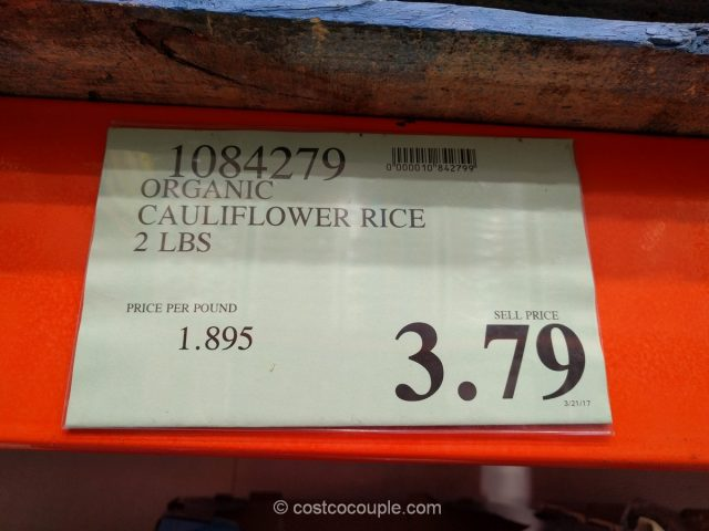 Taylor Farms Organic Cauliflower Rice