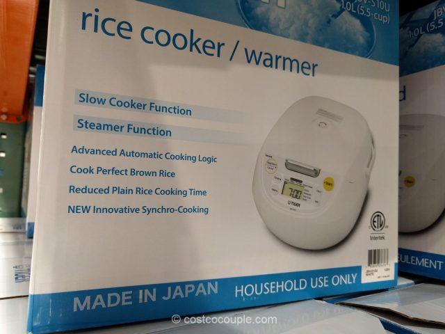 Tiger Rice Cooker Model Jbv S10u