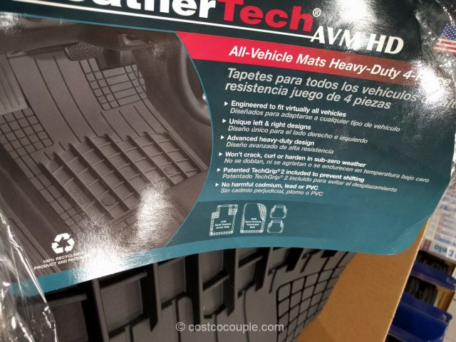 weathertech heavy