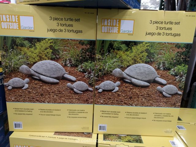 3-Piece Turtle Set Costco