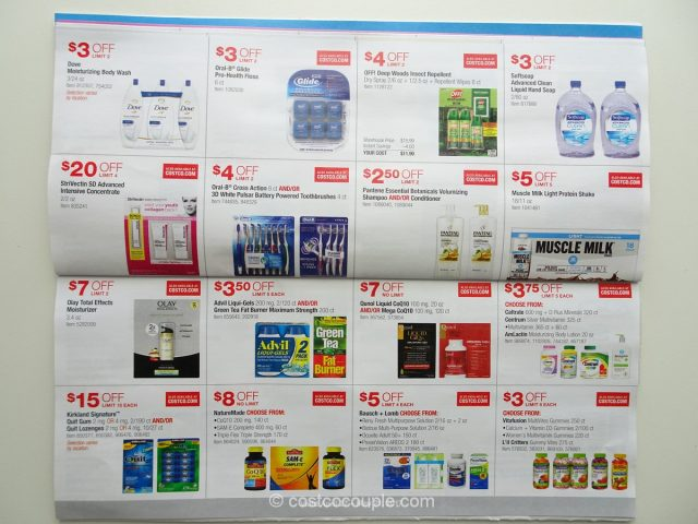 Costco May 2017 Coupon Book 10
