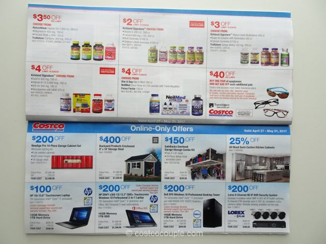 Costco May 2017 Coupon Book 11
