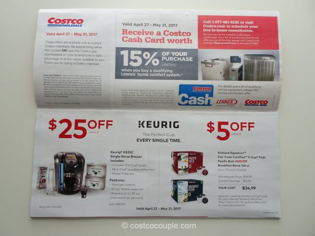 Costco May 2017 Coupon Book 2
