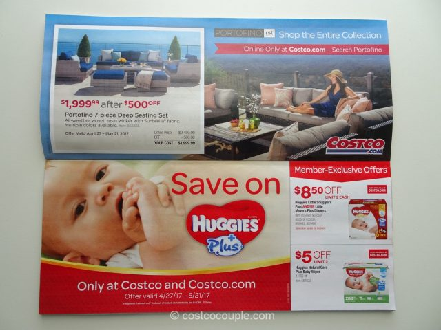 Costco May 2017 Coupon Book 3