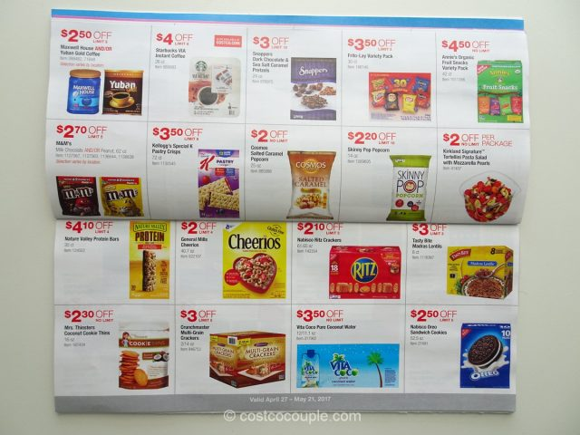 Costco May 2017 Coupon Book 7