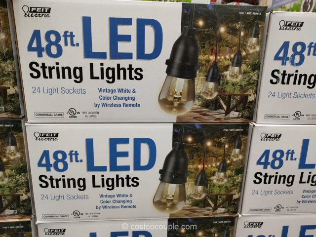3+ [ Patio Ideas Exalting Costco Patio ] Outdoor String Lights Costco Canada Outdoor Lighting ...